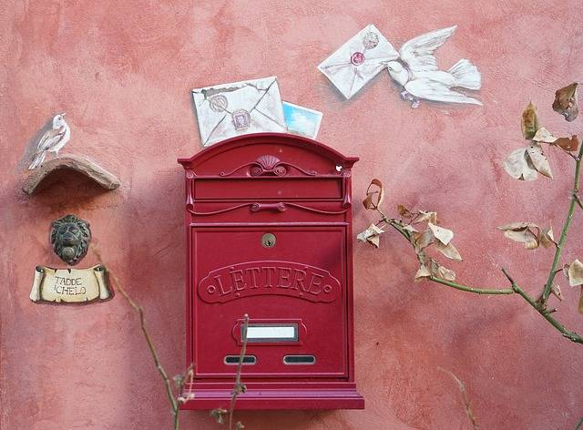 mailing, bericht of nieuwsbrief